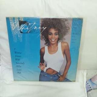 Whitney Houston 絕版 LP 美版 黑膠唱片