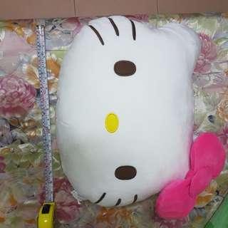 正版Kitty超大暖手枕