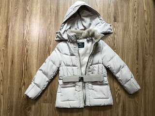 Zara Girls Winter jacket for 4-5 years kid (Wore twice only)