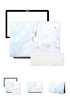 "MacBook Air 11"" Casing + Keyboard Protector + Screen Protector"