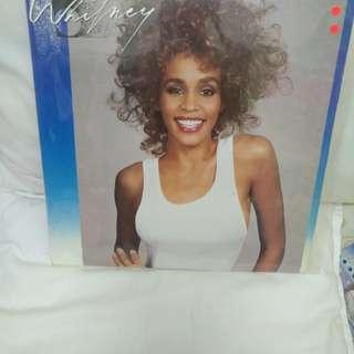 Whitney Houston  絕版 LP 美版黑膠唱片
