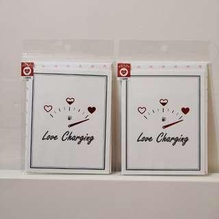 韓國製造 愛情卡 示愛卡 生日卡 卡片