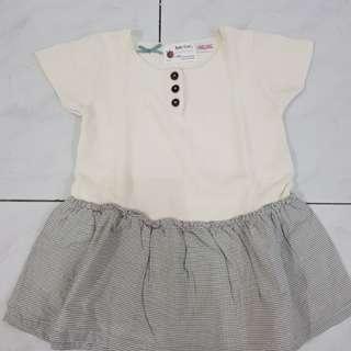 Dress zara baby size 12m