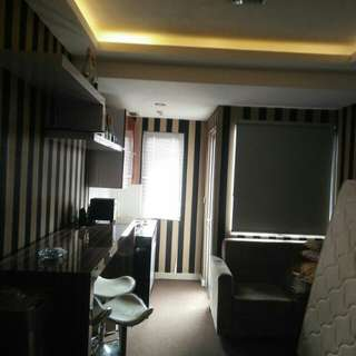 Jual apartment studio sudirman suitr