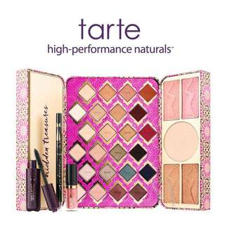Tarte limited edition treasure box collectors set