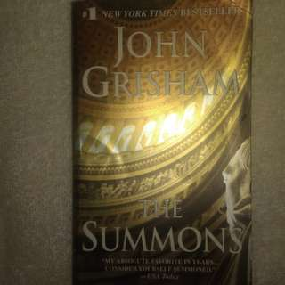 John Grisham The Summons