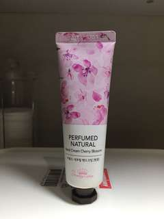 Pretty skin hand cream