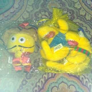 Mister potato & ikan josh