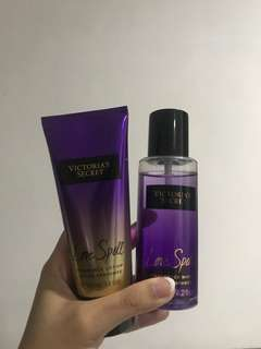 Victoria Secret Lotion & Body Mist