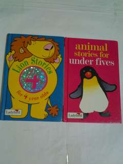 Ladybird Series for under fives
