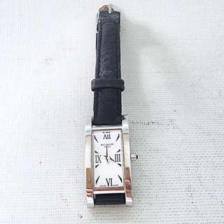 Vintage PIERRE BALMAIN Ladies' Watch 2191 Swiss Made Stainless Steel Leather