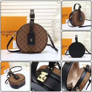 Louis Vuitton Petite Boite Chapeau Premium