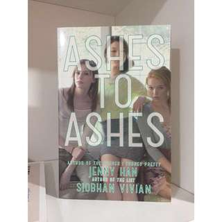 Ashes for Ashes