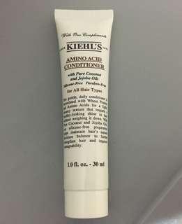 kiehl's氨基酸護髮素