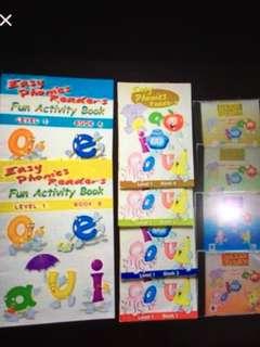 Easy Phonic Reader bundle