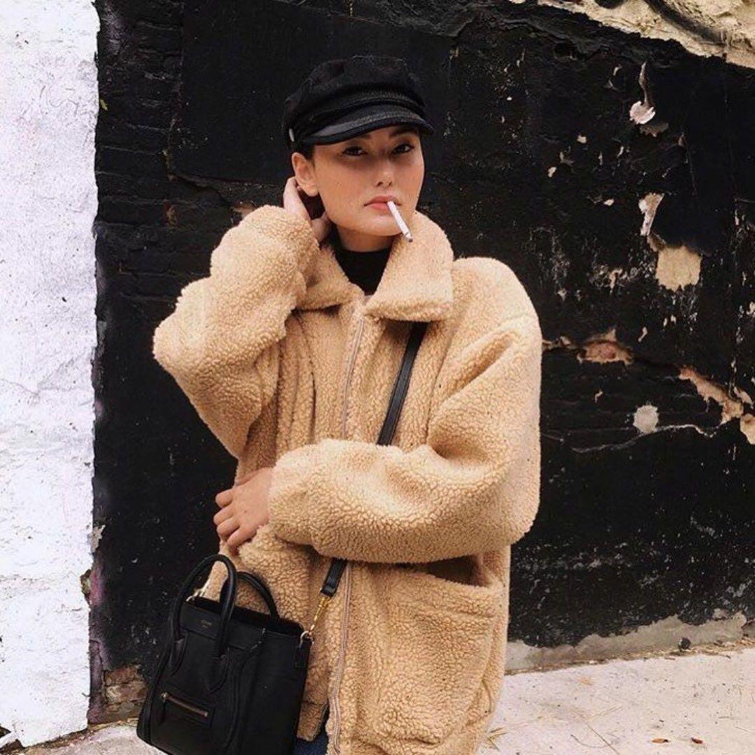 ⭐️ IAMGIA PIXIE Inspired Caramel Coat