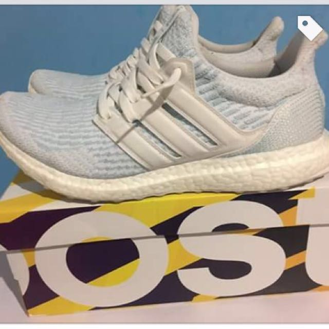 Adidas Ultraboost Parley Ice Blue