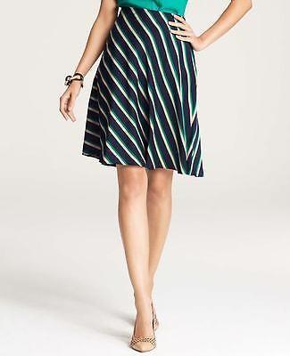 Ann Taylor   Emerald Estate Skirt