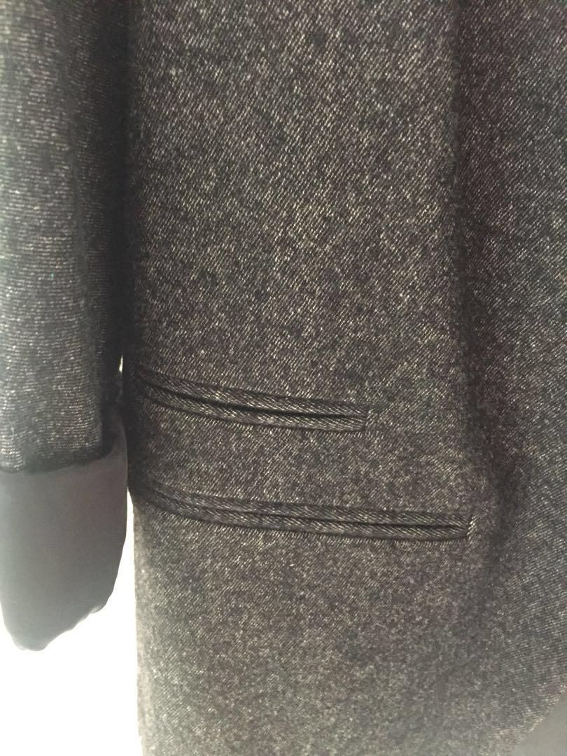 Aritzia Wilfred wool blazer