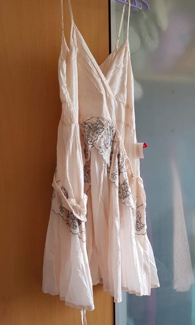 ASOS Ruffle Dress