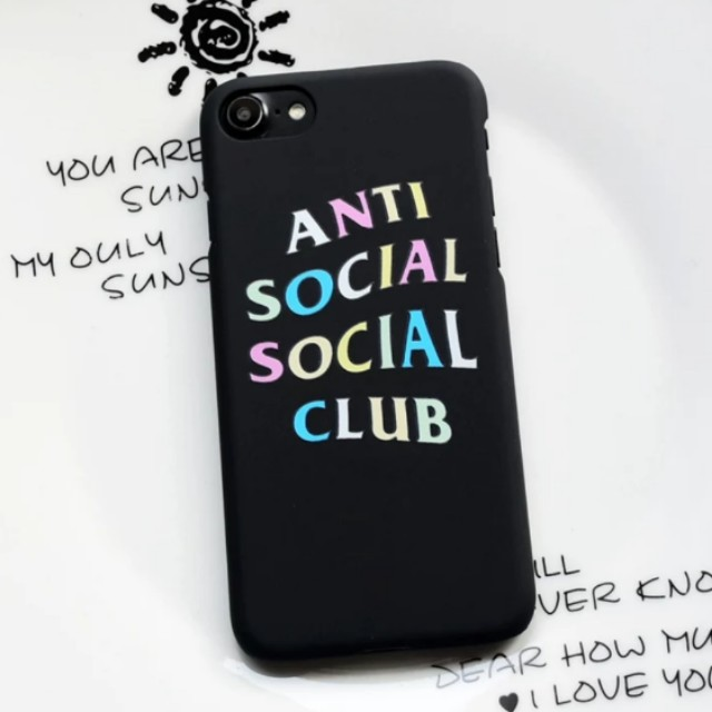 2de538854fa8 ASSC iPhone X Case iPhone 8 7 6 Plus Fashion Cover Streetwear iPhone ...