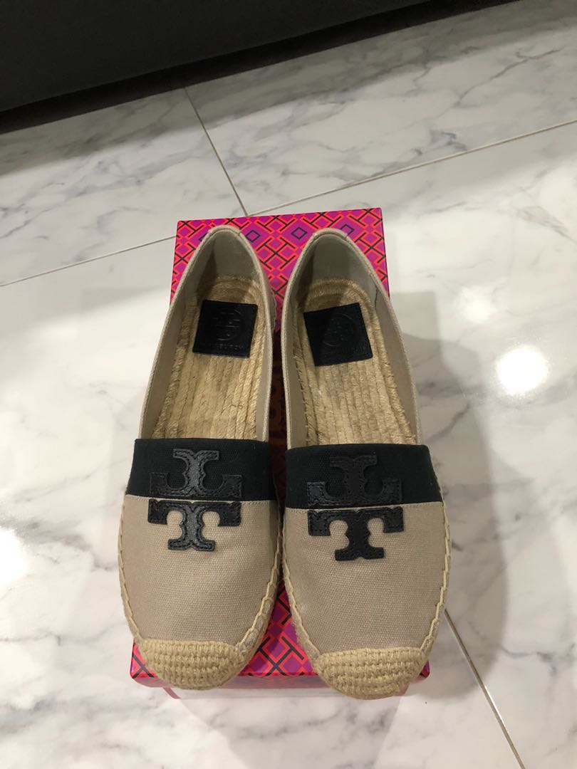 bbaaf10bd6e1a7 Authentic Brand new in box Tory Burch weston flat espadrilles ...