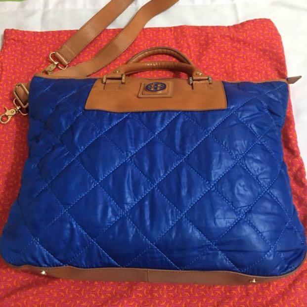 9b9c5d35d15 Authentic Tory Burch Two Way Handbag
