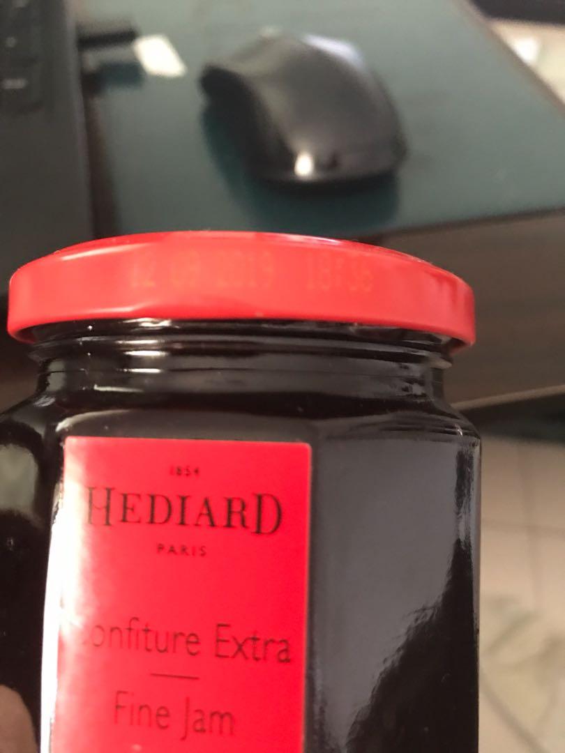 Blueberry Jam Hediard