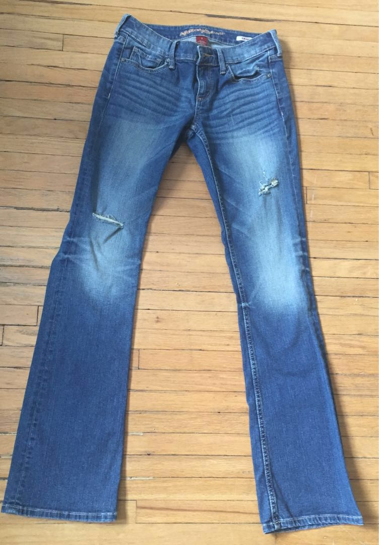 BNWOT Arizona Slim bootcut Jeans Sz 5