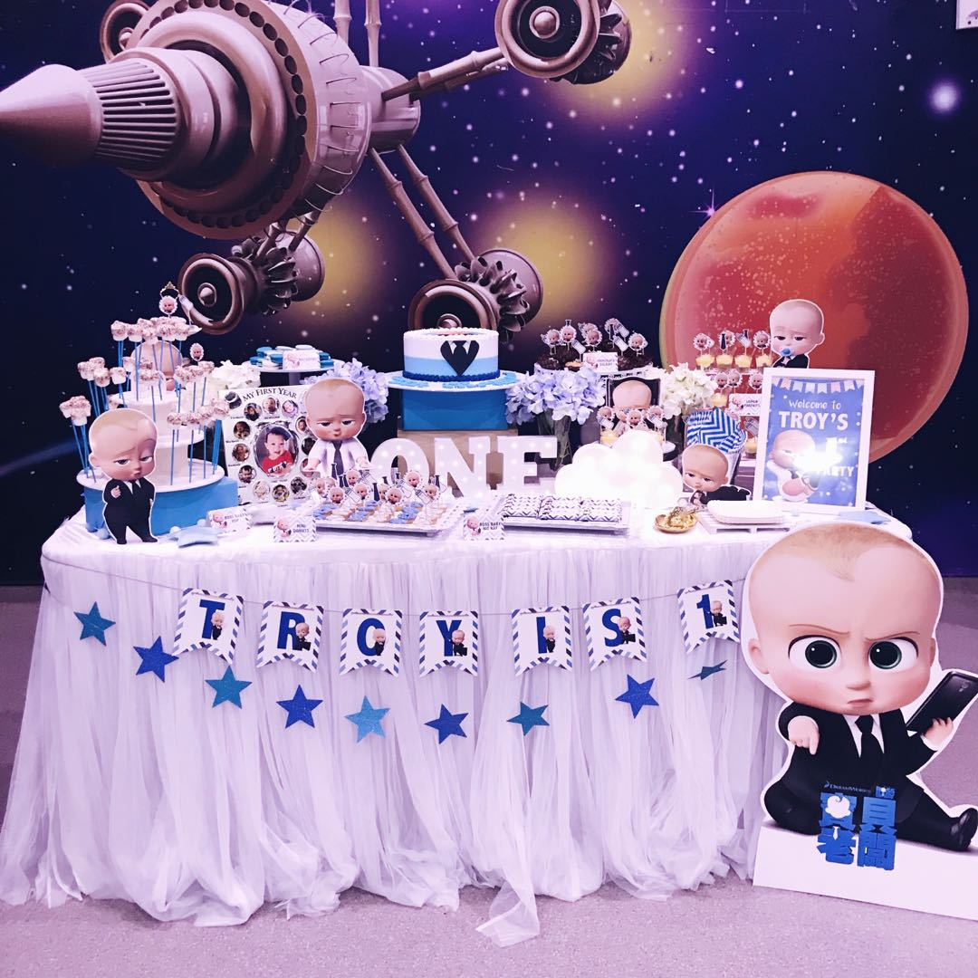 Boss Baby Table Decor Babies Kids On Carousell