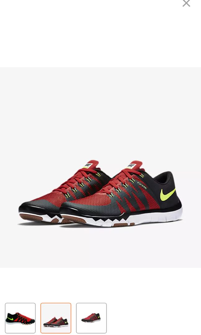 new product 855f2 141ce Brand New Nike Free Trainer 5.0 V6 Running Shoes For Him