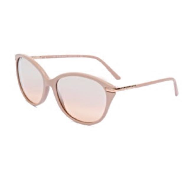 8421053a2b5 Burberry Spark Cat Eye Mirrored Sunglasses