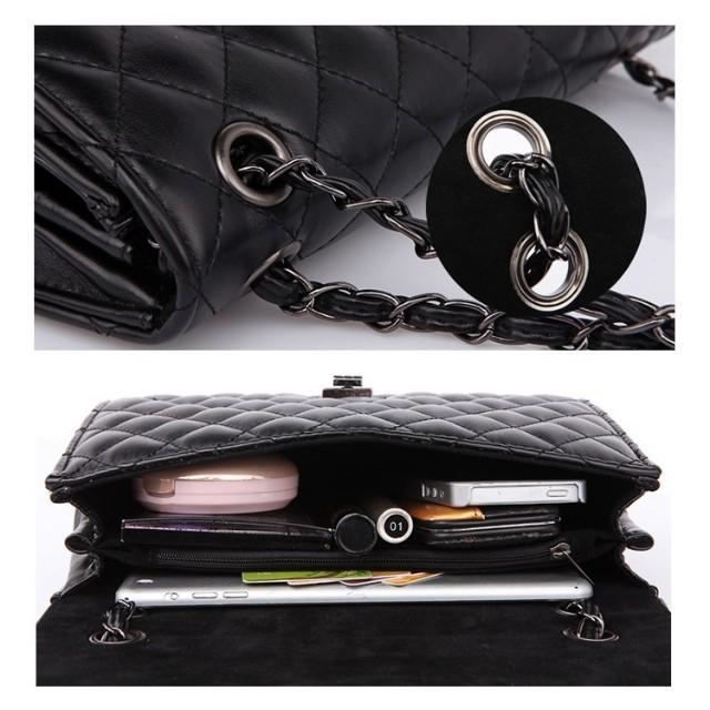 defc71d7c861 Chanel Handbag inspired Premium Quilted Sling Bag