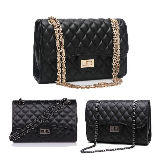 7fb64eb4c9 Chanel Handbag inspired Premium Quilted Sling Bag, Women's Fashion, Bags &  Wallets on Carousell