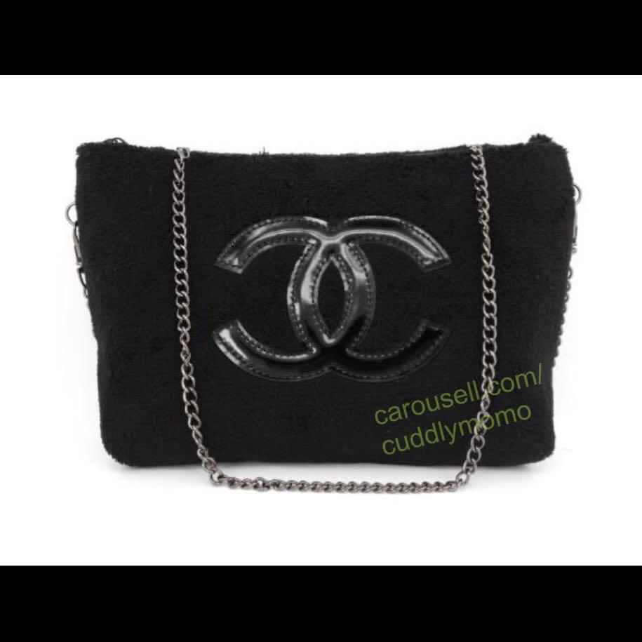 5dd9296f74ea Chanel Sling Bag Clutch Pouch