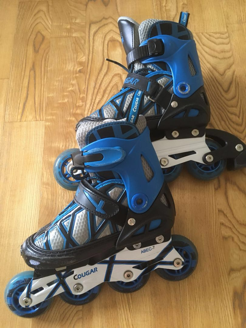 77144ea47da Cougar in-Line Skates / Rollerblades, Bicycles & PMDs, Personal ...