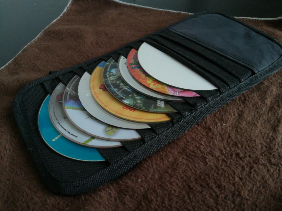 Disk case - Games Case