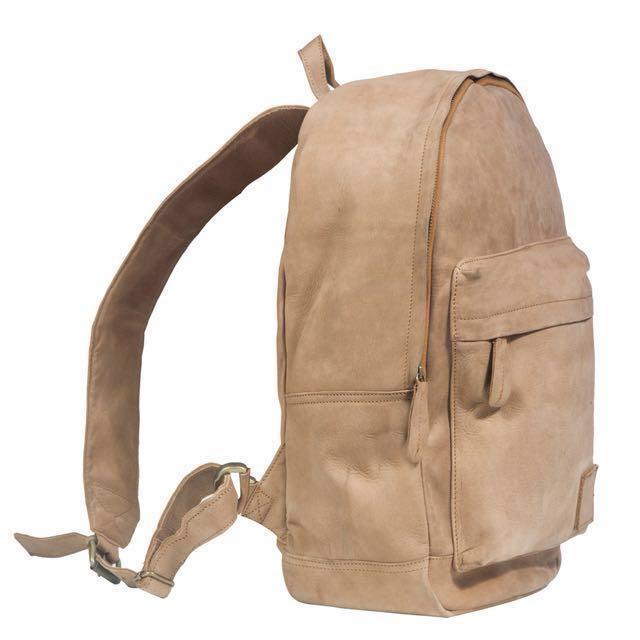 2944ec283936 EXCLUSIVE  MAHI LEATHER VINTAGE LIGHT BROWN BAG PACK