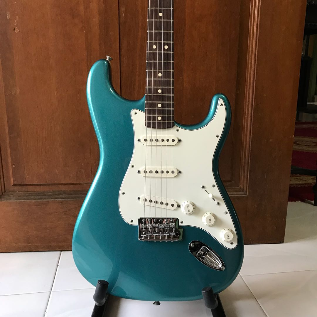 Fender Stratocaster with American Strat Pickups