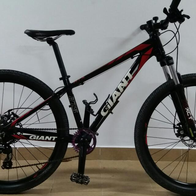 Giant Atx 27 5 Xs Bicycles Pmds Bicycles On Carousell