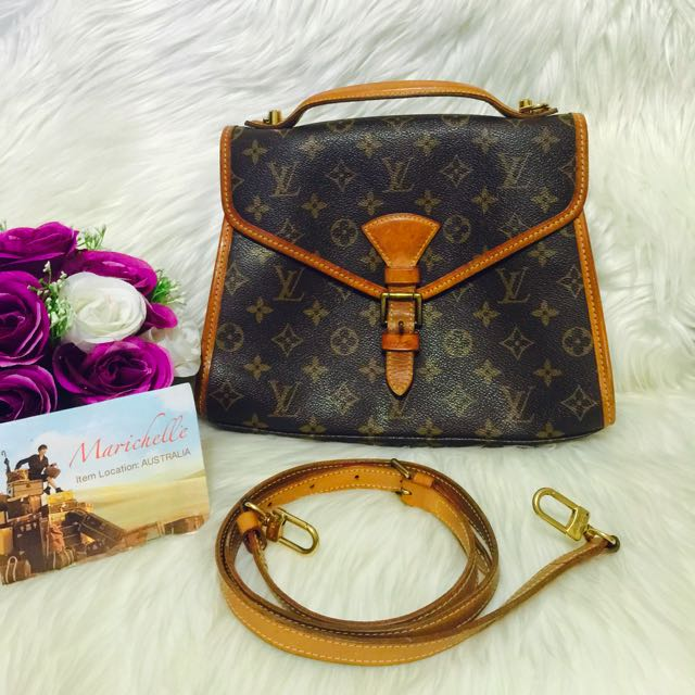 Louis Vuitton Beverly PM Monogram Crossbody Bag