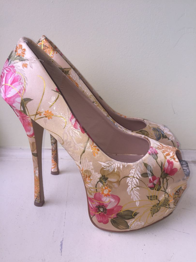 Madison by Shoedazzel Heels