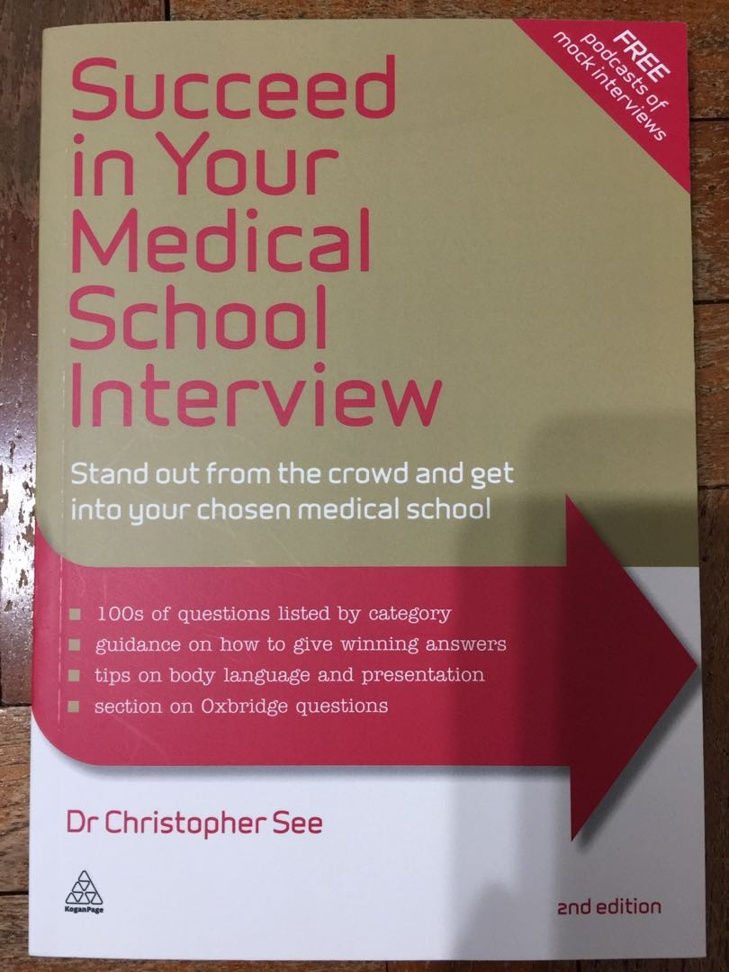 Medical Interview Books