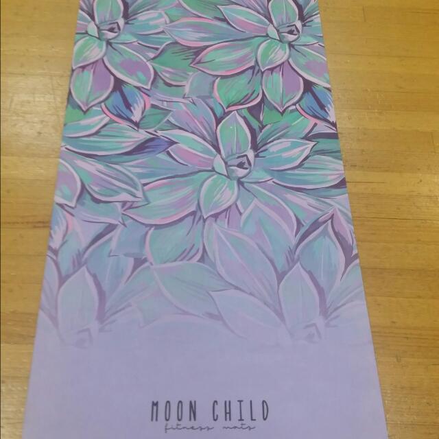 Moon Child Yoga Mat Brand New
