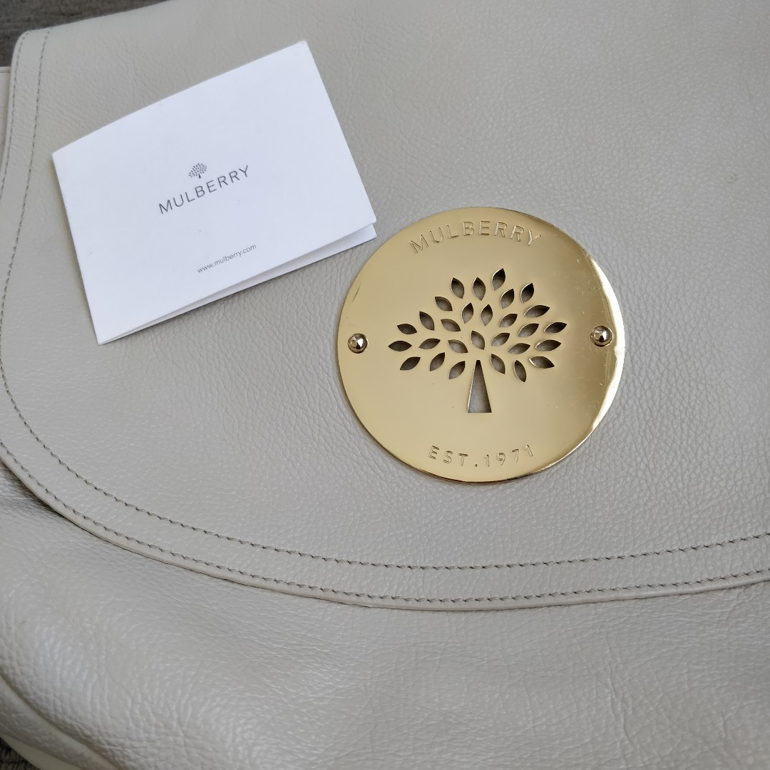 85380e46ab2 Mulberry Daria Satchel, Luxury, Bags & Wallets on Carousell