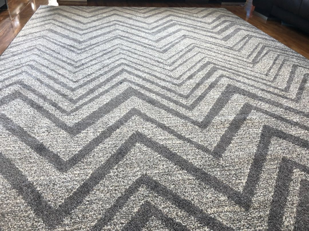 New Large Rug From Harvey Norman Home