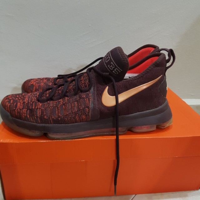 new style 150bc fa7de Nike kd 9 christmas edition hot sauce