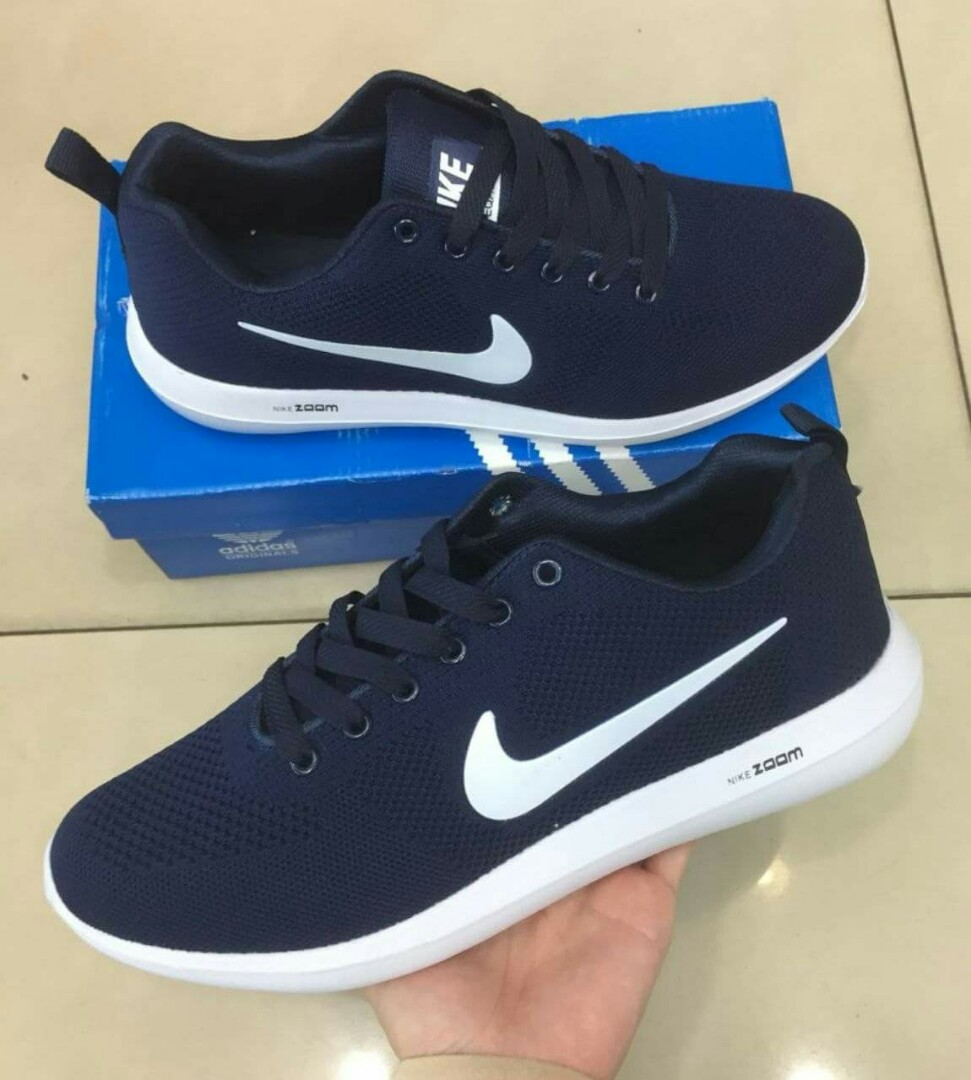 quite nice 2a05a be342 NIKE ZOOM V2 Color: Navy Blue Size 41-45 Harga: RM80.00 SM/ RM85.00 ...