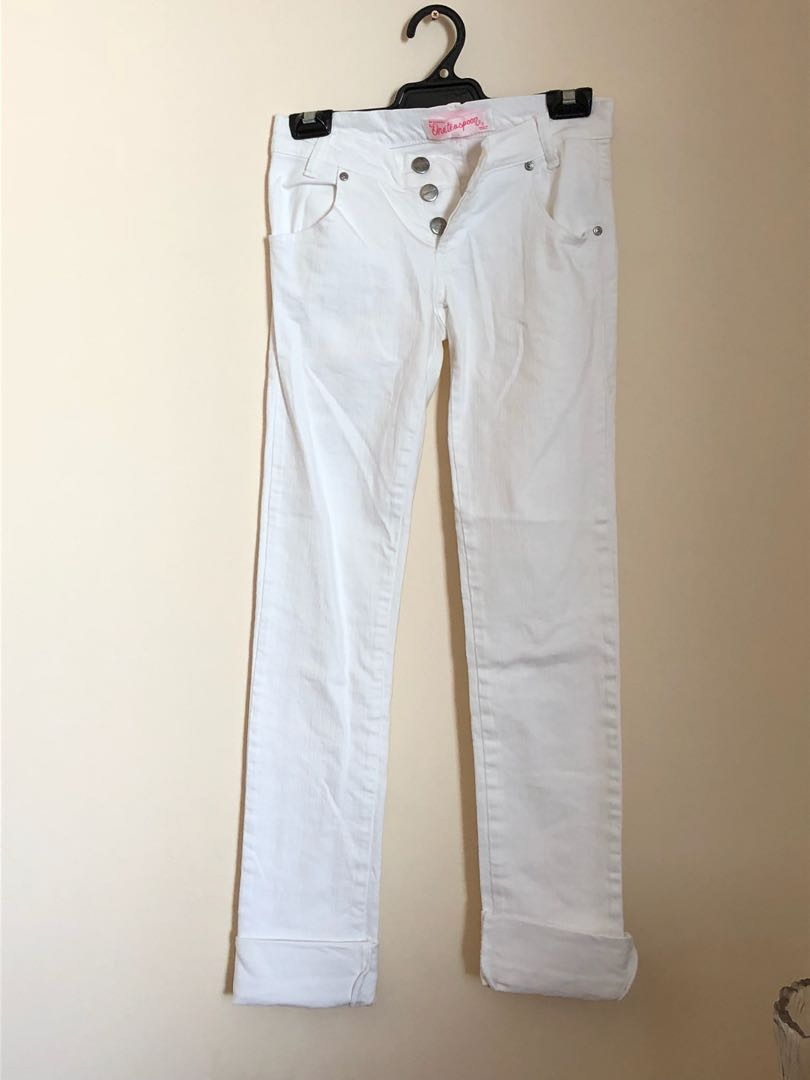 One teaspoon White jeans