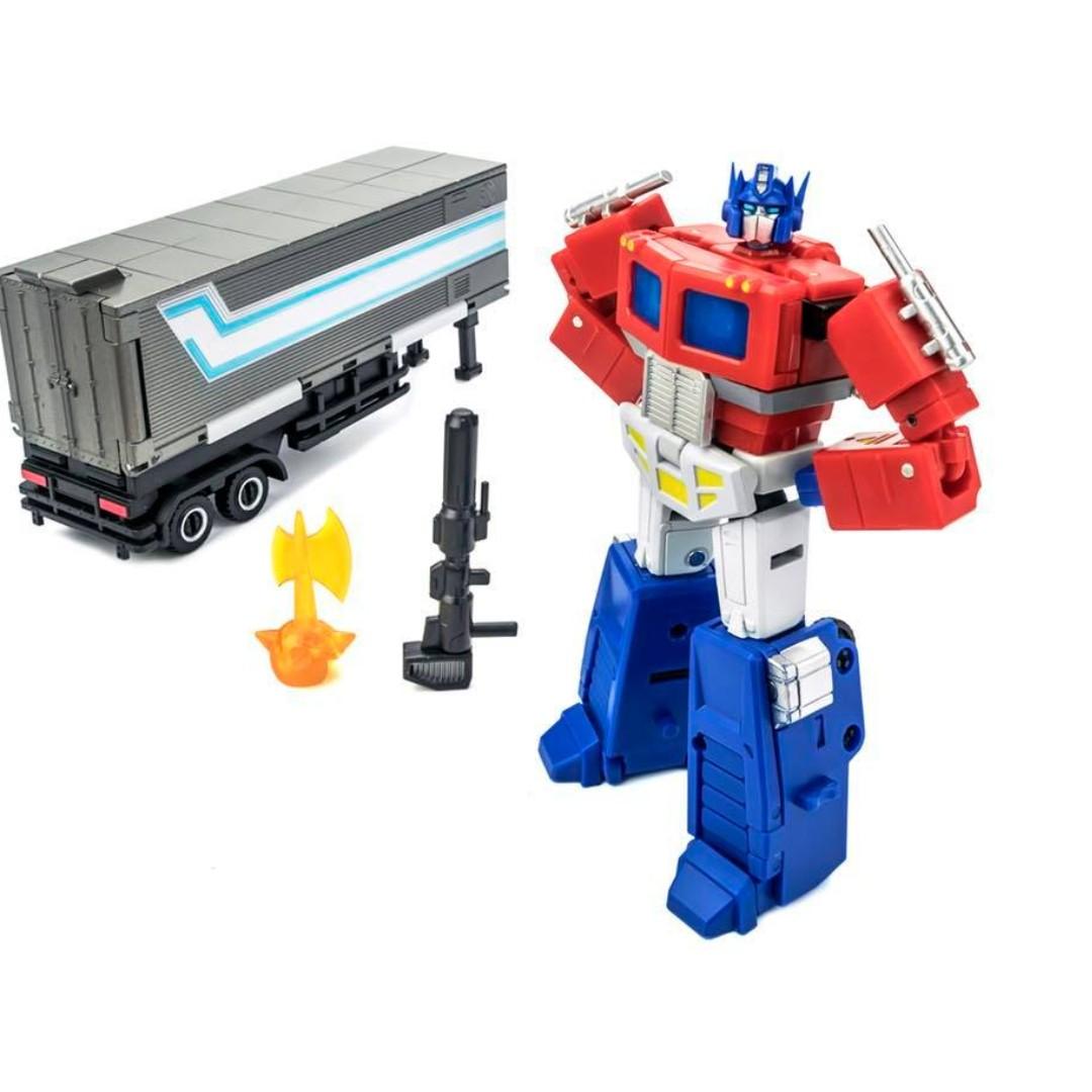 Optimus Prime Transformer Toys - Nude Gallery-3076
